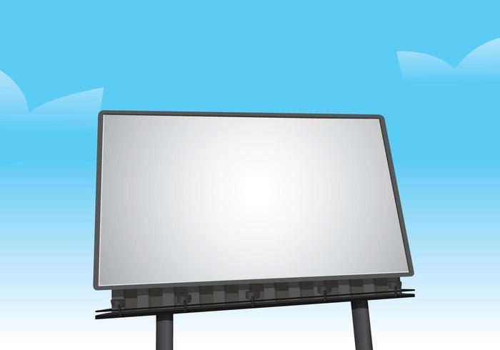panneau led publicitaire